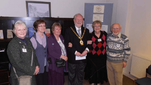The Mayor with Management Team