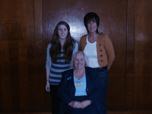 Irene Birch Wallasey Group Leader