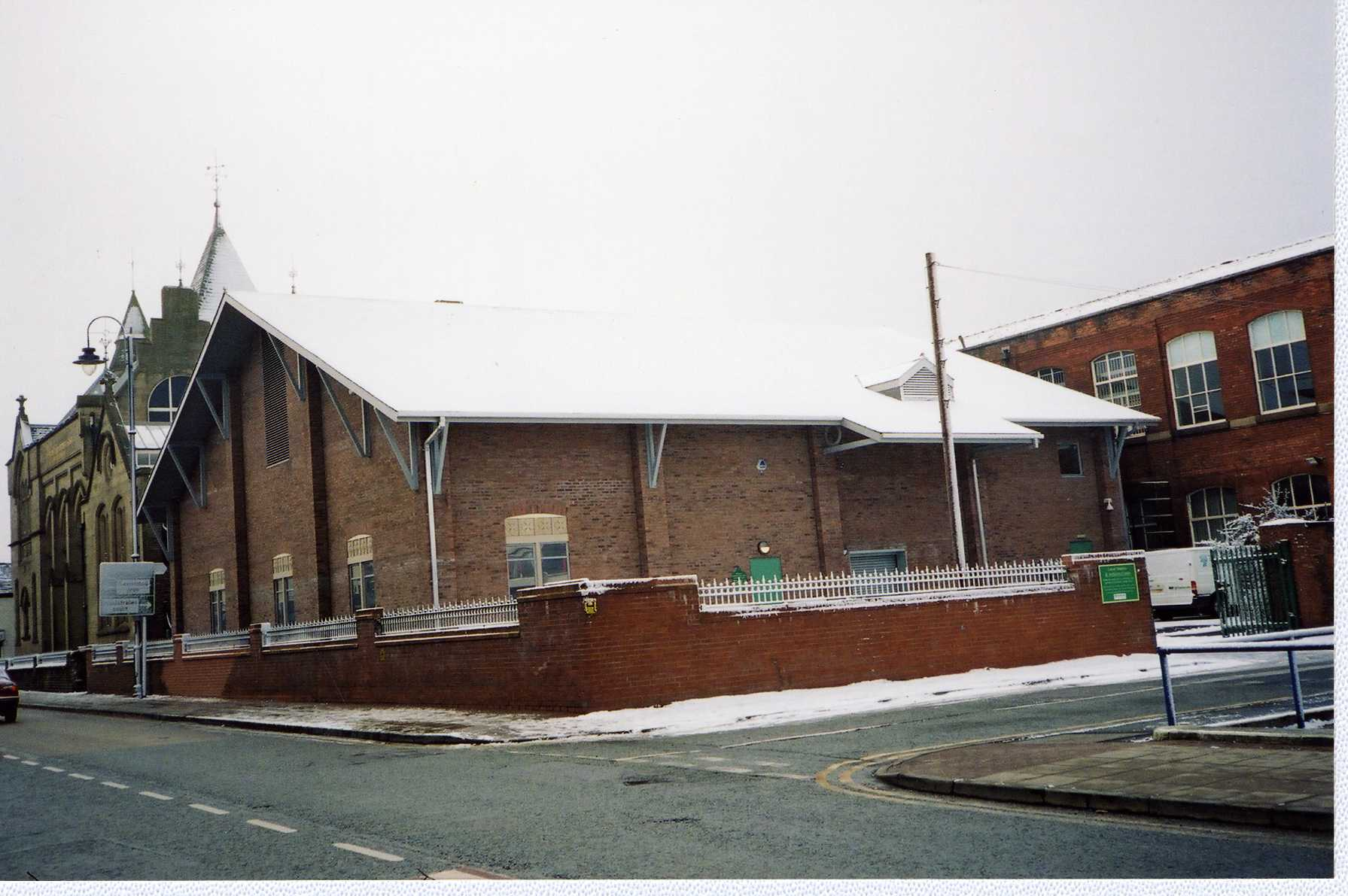 Tameside Local Studies and Archives Library