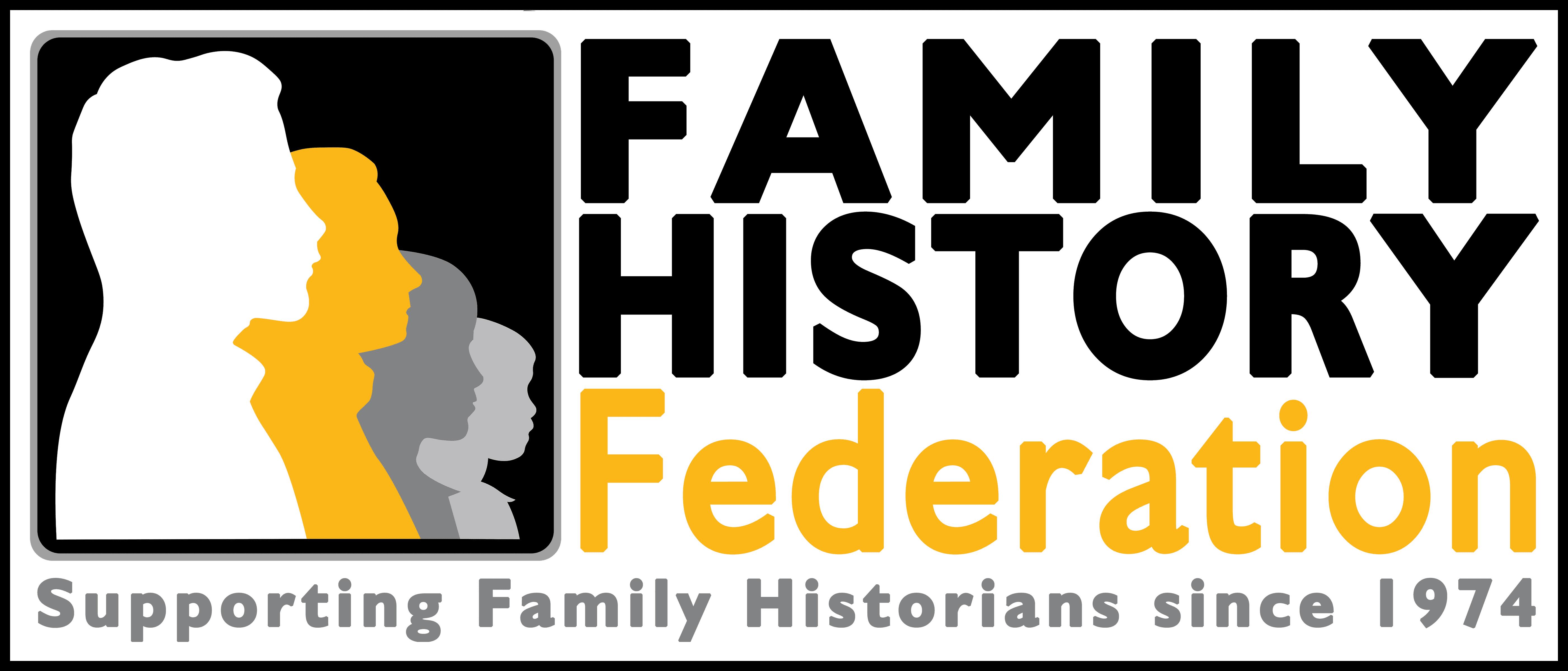 Family History Federation News
