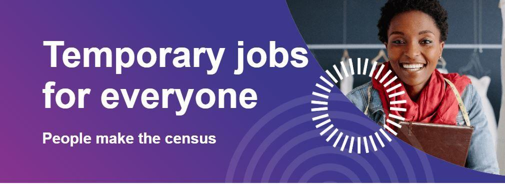Fancy getting involved in Census 2021?