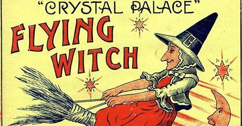 'A Huge Pack of Witches':