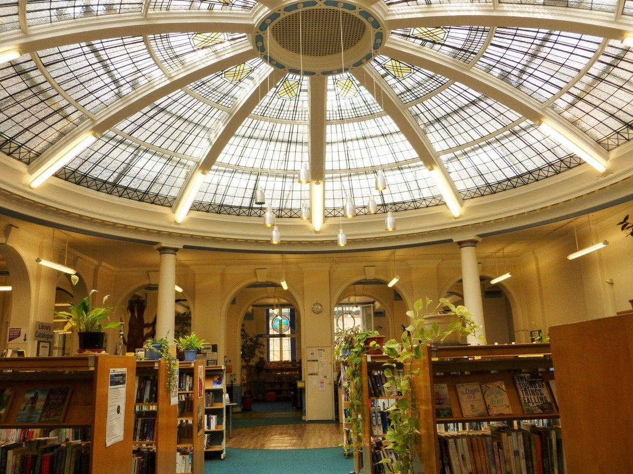 Save Stockport's Historic Central Library