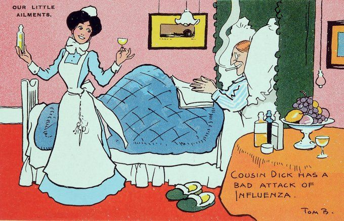 Public Health and the 1918-1919 Influenza Pandemic
