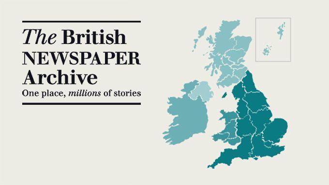 Save 30% at the British (and Irish) Newspaper Archive