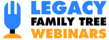Legacy Family Tree Webinars