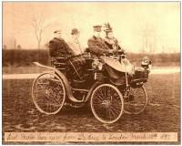 Recording of 'Early Motoring in the Edwardian North West' - Dr Craig Horner