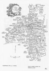 'Mapping Nantwich from Speed's county map to the Ordnance Survey'  -Keith Lawrence