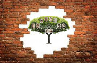 'Knocking Down Brick Walls & Searching Problem Ancestors' - Dr Judith Batchelor