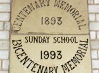 Sunday School Plaque