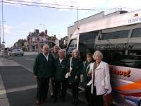 Runcorn Group arriving