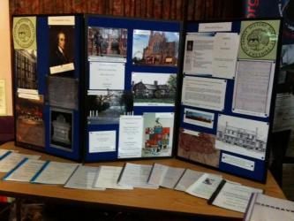Dukinfield display