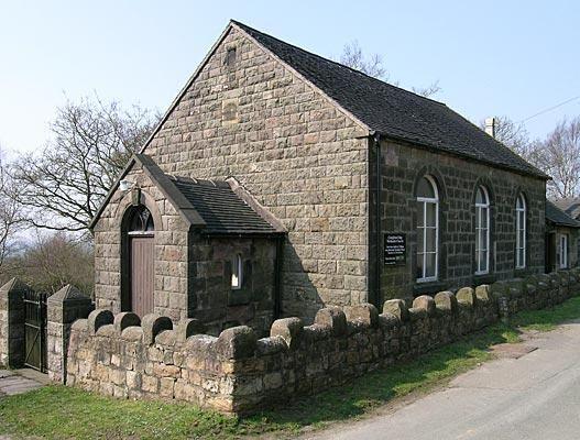 Download - Congleton Edge Methodist Burial Register & MI