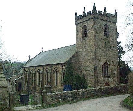 Taxal, St Leonard (later St James) MI