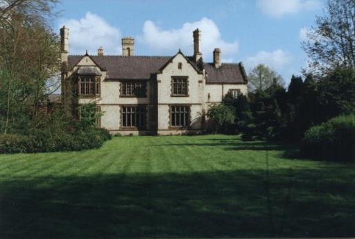 Crewe Shavington Hall 2