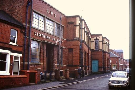 CWS factory