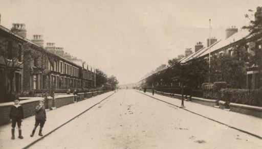 Crewe Ruskin Road