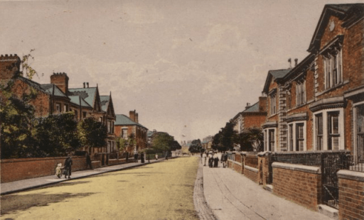 Crewe Nantwich Road 4