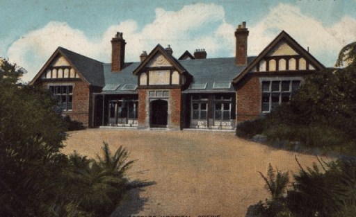 Crewe Memorial Hospital