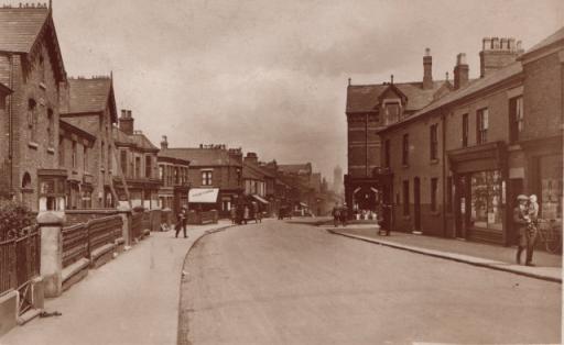 Crewe Mill Street