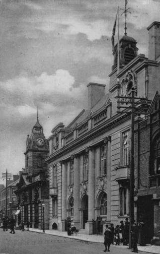 Crewe Municipal Building 3