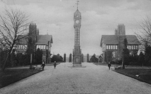 Crewe Park Boer War Memorial