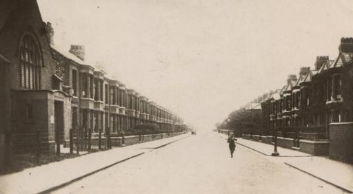 Crewe Gainsborough Road