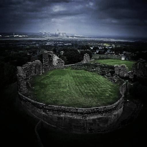 Grade I Halton Castle