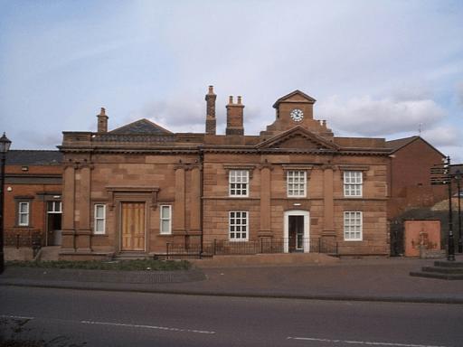 GRADE II OLD POLICE STATION