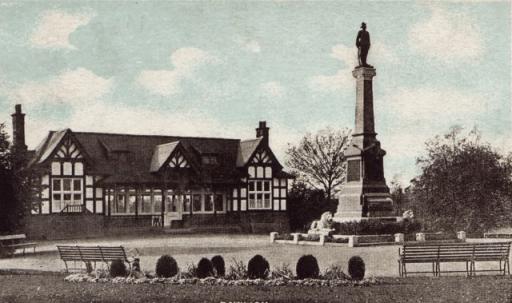 Crewe Park Pavillion