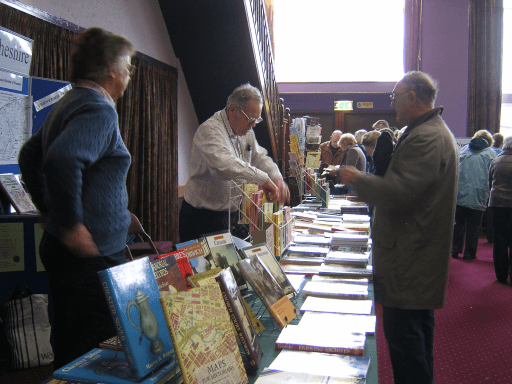 David and Bookstall