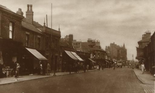 Crewe Nantwich Road 5