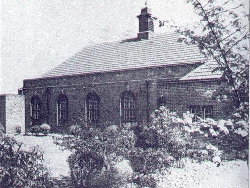 PAROCHIAL HALL 1932