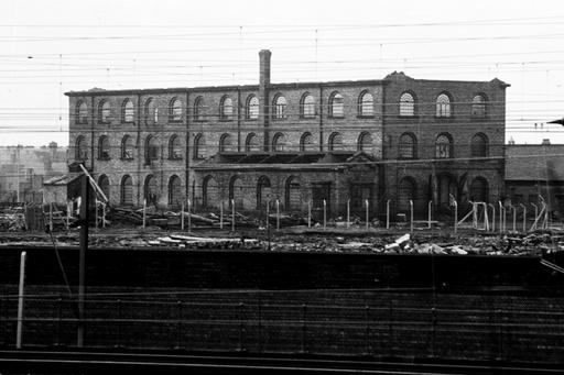 Crewe Works Jan1975
