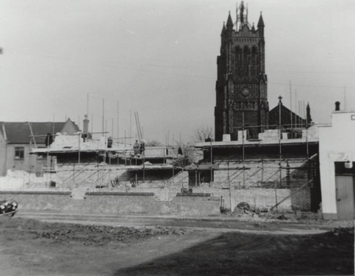 Salvation Army - building of new Citadel [2]