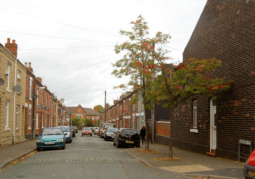 Ludford St Crewe 2010
