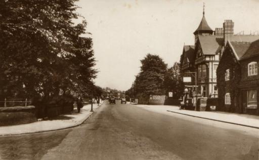 Crewe Nantwich Road 2