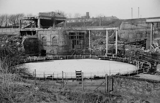 Crewe Gas Works 1972