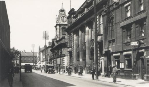 Crewe Municipal Building 2