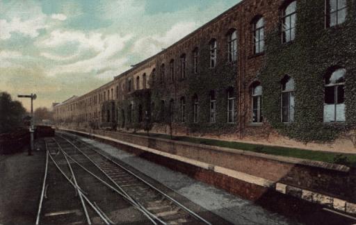 Crewe Railway Offices 1