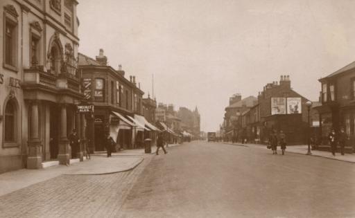 Crewe Brunswick Hotel Nantwich Road 2
