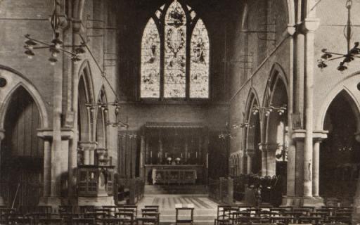 Crewe St Michael's Church Coppenhall