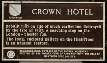 Crown hotel info