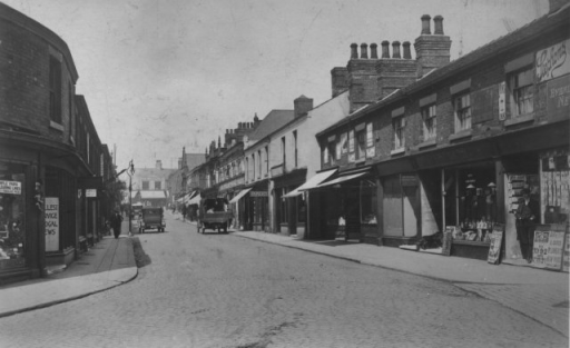 Crewe High Street 1