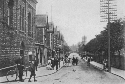 Crewe Coppenhall Terrace 1