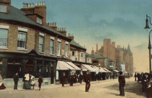 Crewe Junction Nantwich Road Mill Street 3