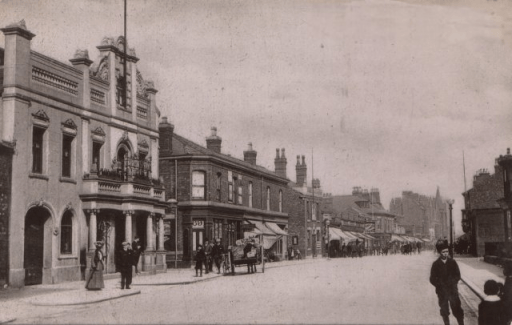 Crewe Brunswick Hotel Nantwich Road 1
