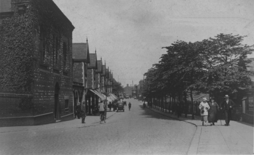 Crewe Coppenhall Terrace 2