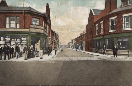 Crewe Junction Nantwich Road Mill Street 1