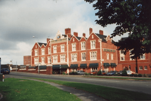 Crewe Arms Hotel 2